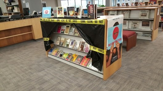 Kirkwood Banned Books Display 2015