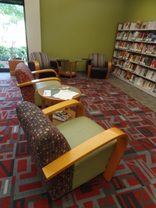 Popular Reading Space