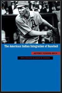 Cover of The American Indian Integration of Baseball