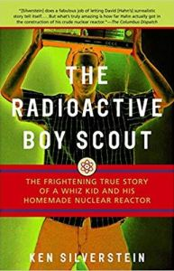 Radioactive Boy Scout Cover