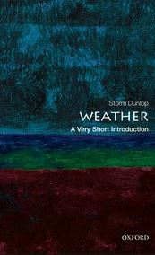 Cover of Weather A Very Short Introduction