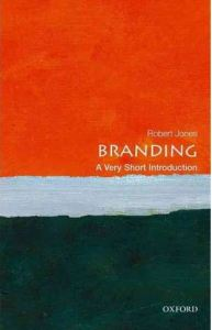 Cover of Branding a Very Short Introduction