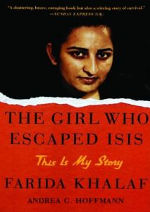 Cover of The Girl Who Escaped Isis