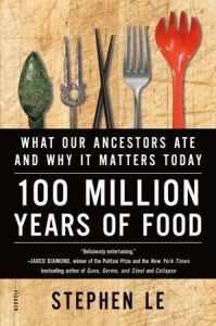 Cover of 100 Million Years of Food