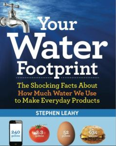 Cover of Your Water Footprint