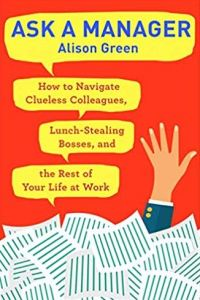 Cover of Ask a Manager