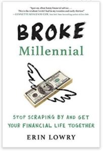 Cover of Broke Millennial