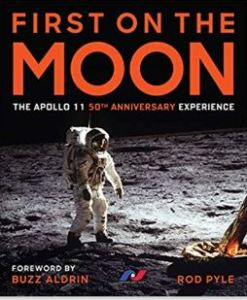 Cover of First on the Moon