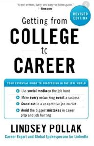 Cover from Getting from College to Career