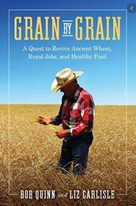 Cover of Grain by Grain