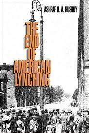 End of American Lynching