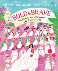 """Cover of """"Bold and Brave"""""""