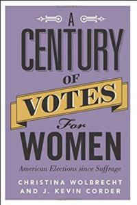 Cover of Century of Votes for Women