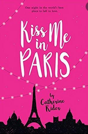 Cover of Kiss Me in Paris