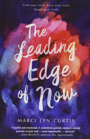 Cover of The Leading Edge of Now