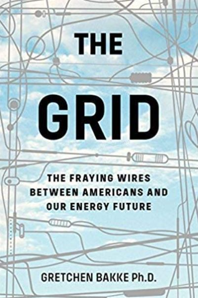 """Cover of """"The Grid"""""""