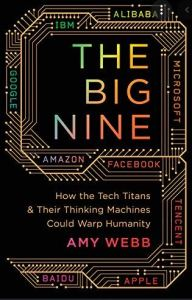 Cover of The Big Nine